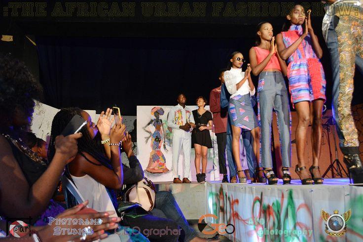 African Urban Fashion Show #Runway #AFricanFashion #GreatIFE #MainDragDemeanor