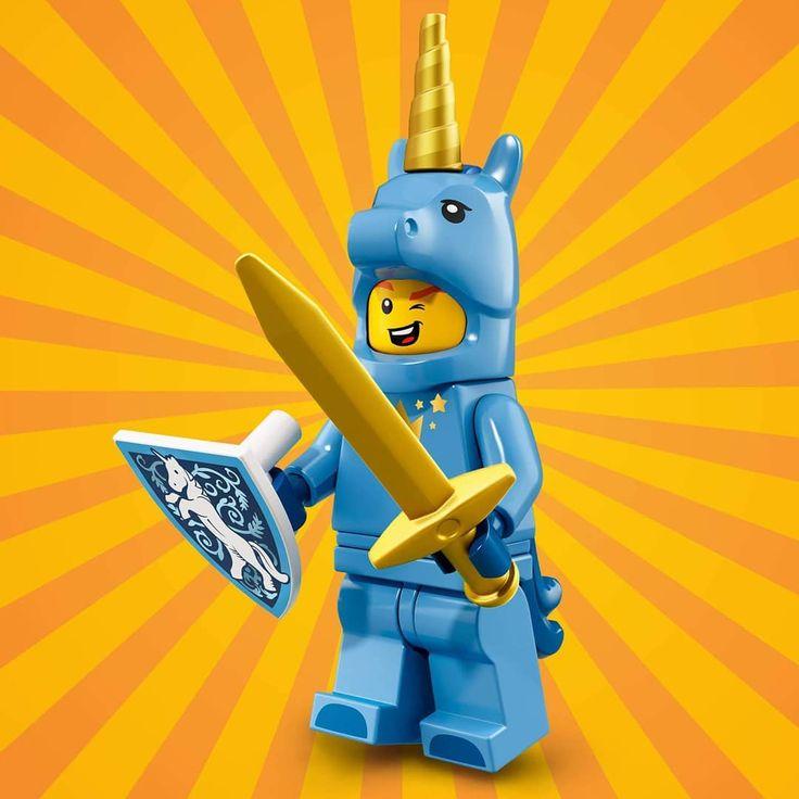 Lego Series 18 - The Unicorn Guy