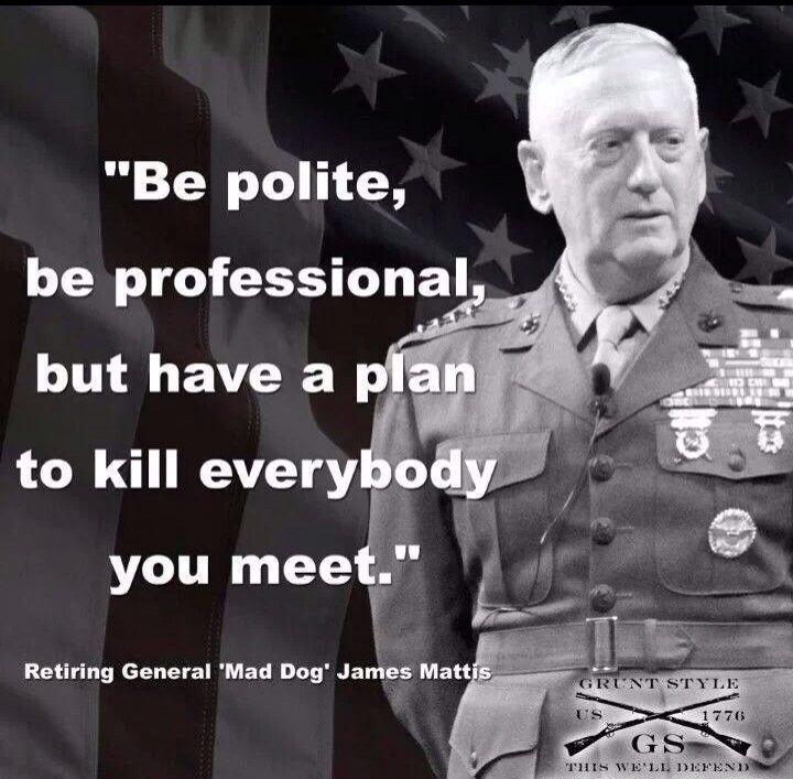 Marine quote