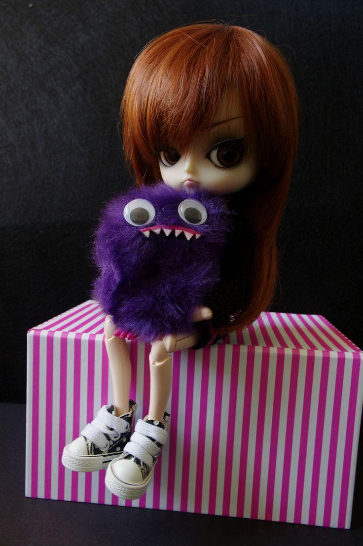 Cute monster https://www.flickr.com/photos/125920370@N05/16044570397/in/set-72157647683518243