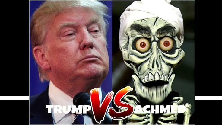 Donald Trump vs achmed the dead terrorist