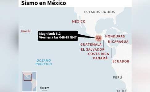 Los terremotos más potentes de los últimos 30 años - Diario La Prensa