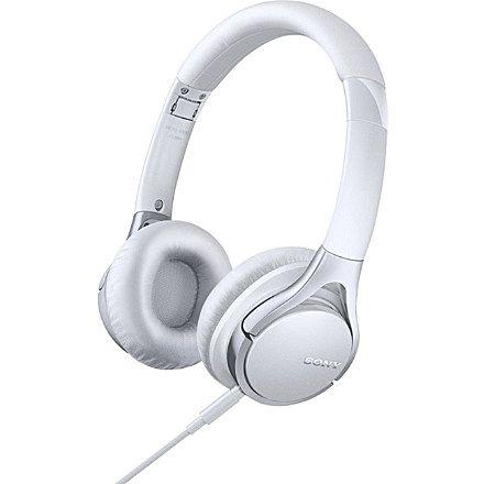 SONY Prestige MDR-10RC on-ear headphones White