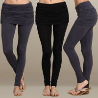 Infinity Leggings  $39.95  CAD Regular - S-L Curve - Black - XL-3XL   Full leggings Built in skirt or foldover waistband, to-may-to, to-mah-to Waist/skirt is adjustable up or down Great coverage over bum Jersey Fabric 95% Rayon, 5% Spandex External Brand - Silver Icing Approved! Made in the USA