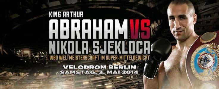 Arthur Abraham - Nikola Sjekloca en Vivo-03 de mayo 2014 | Çevrimiçi Full HD