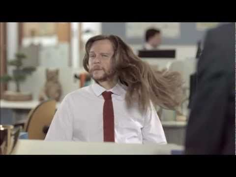 Dove Men Shampoo Commercial Brasil 2013, Ogilvy & Mather Brazil - you don't have to understand what they are saying, it explains it all at the end.