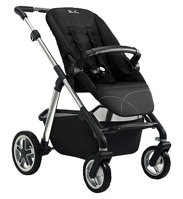#Silver #Cross #Pioneer #Pushchair/Pram #Chassis ##2380 #Advantage card #points. A true #three-in-one #travel #system, the #Pioneer #Chassis from #Silver #Cross is #suitable from #birth, #right up #until your #child #starts #exploring on #their own. FREE #Delivery on #orders over 45 GBP. #(Barcode EAN=5055836900258)