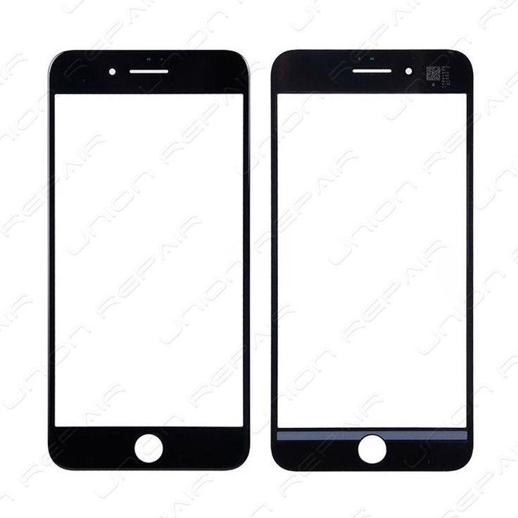 Replacement For iPhone 7 Plus Front Glass - Black    Specifications:  Color: Black  Screen Size: 5.5 inches  Material: Glass  Compatibility: iPhone 7 Plus    Features:      This iPhone 7 Plus glass lens...