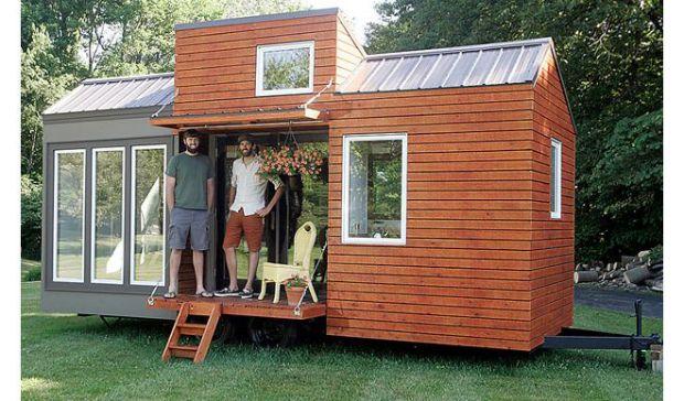 【特集コラム】第1回:小さな家でシンプルに無駄なく生きる。 小さな家で豊かに暮らす、タイニーハウスムーブメントを紐解く   未来住まい方会議 by YADOKARI   ミニマルライフ/多拠点居住/スモールハウス/モバイルハウスから「これからの豊かさ」を考え実践する為のメディア。