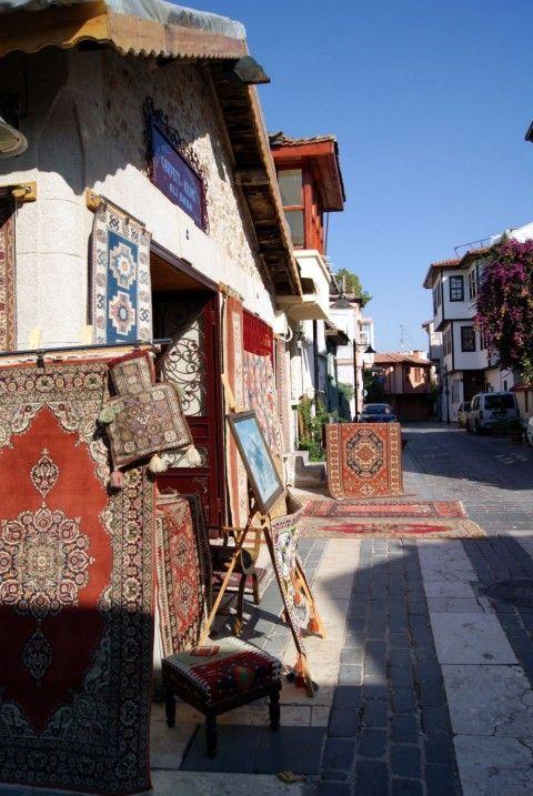 Altstadt, Antalya