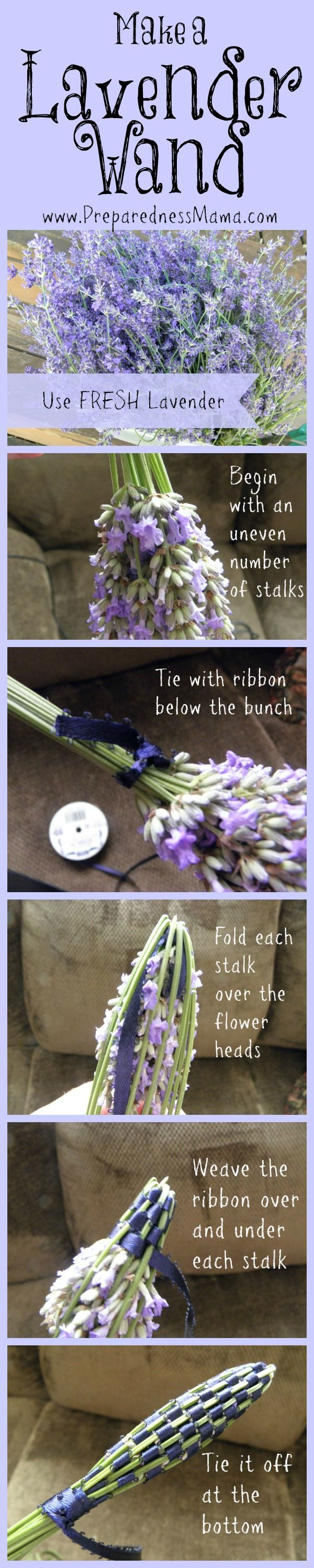 5 Useful {and fun} Things to Do With Your Lavender Harvest