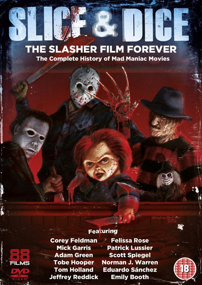 The Ultimate Slasher Pack!