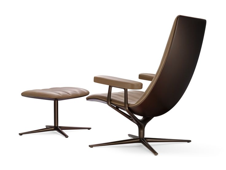 Healey Lounge Designed By PearsonLloyd For Walter Knoll. Modern LoungeChair  DesignLounge ...