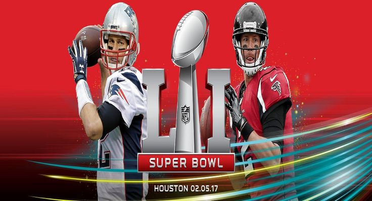 Super Bowl Live Stream. Watch NFL Super Bowl Live Stream Between Patriots vs Falcons Online will be held on 5 Feb'17. Watch Super Bowl Live Streaming Free Online.