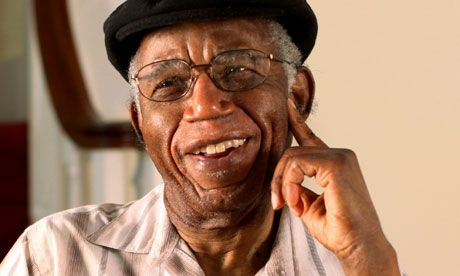 Nigeria in mourning for Chinua Achebe   World news   guardian.co.uk