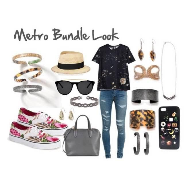 For #SaturdayStyle we are feeling very 'City Chic' in the Metro Bundle! Don't forget to comment on our #CBAcontest post for a chance to win the METRO BUNDLE! Winner announced tomorrow! Good Luck!