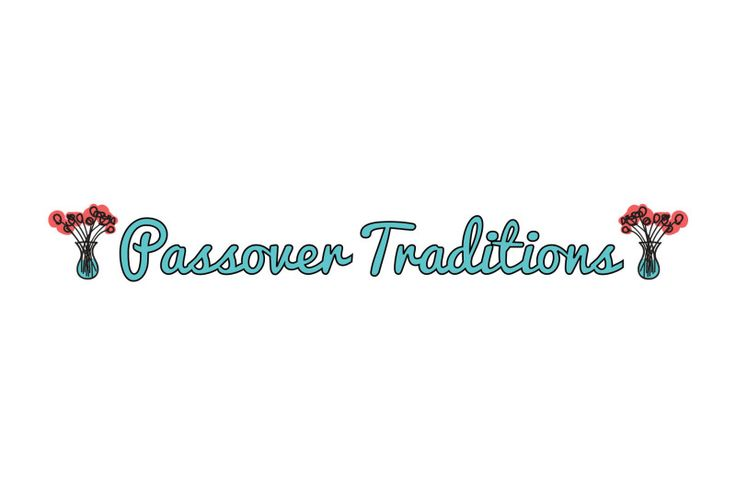 Passover Traditions :: Everyone's Invited! - Red Stamp
