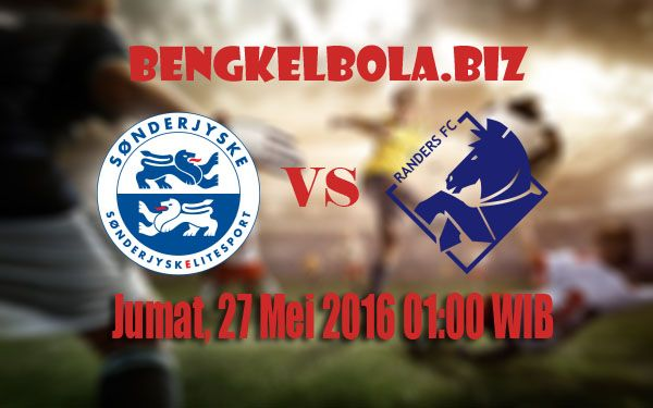 Prediksi Sonderjyske vs Randers FC 27 Mei 2016