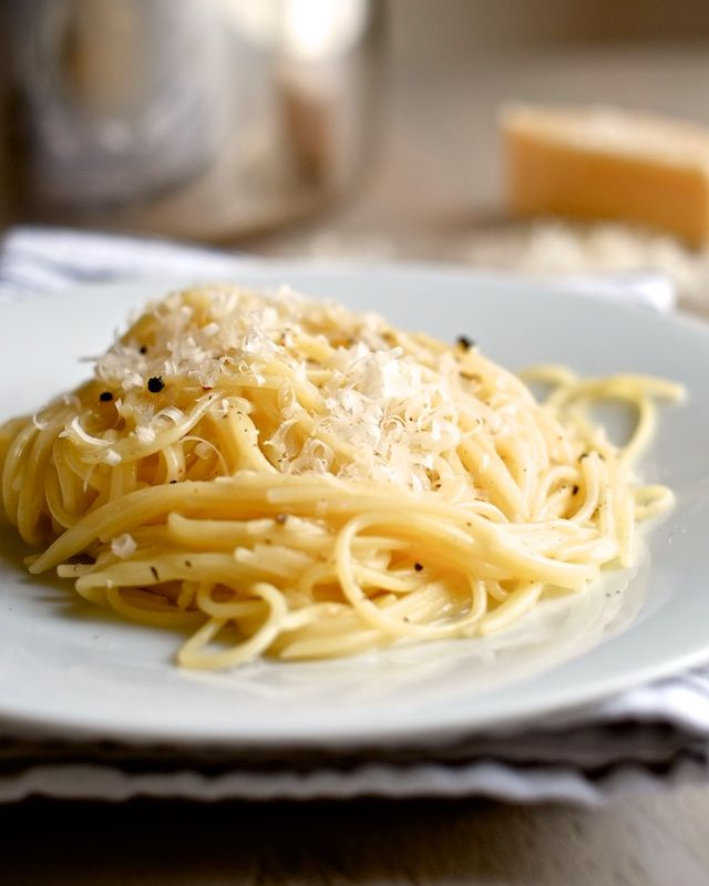 The Lazy Cook's Guide to One-Pot Pasta, Featuring: Cacio e Pepe | Sweet Salty Tart