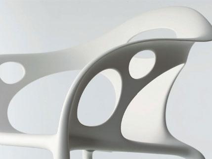 Cadeira Supernatural explora as formas orgânicas: http://abr.io/39ye