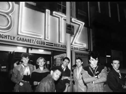 THE NEW ROMANTIC / BLITZ CLUB - DO NOT ENTER IF YOUR ORDINARY