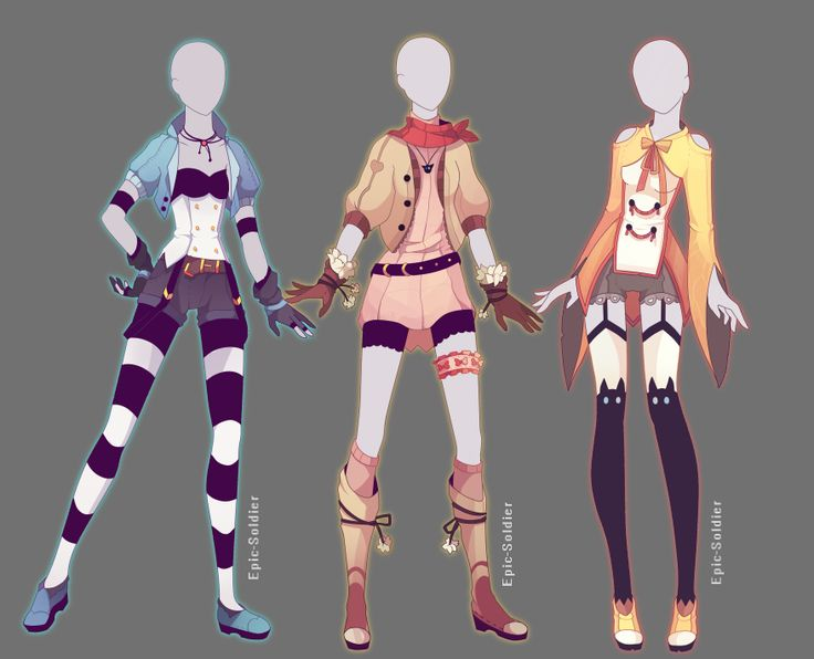 Outfit adoptable 75 (OPEN!!) by Epic-Soldier