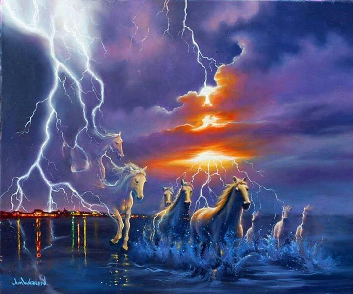 Jim Warren Art....Awesome!!!