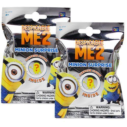 Despicable Me 2 Minion Surprise [2-Pack]