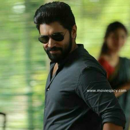 Nivin Pauly awesome look... Premam