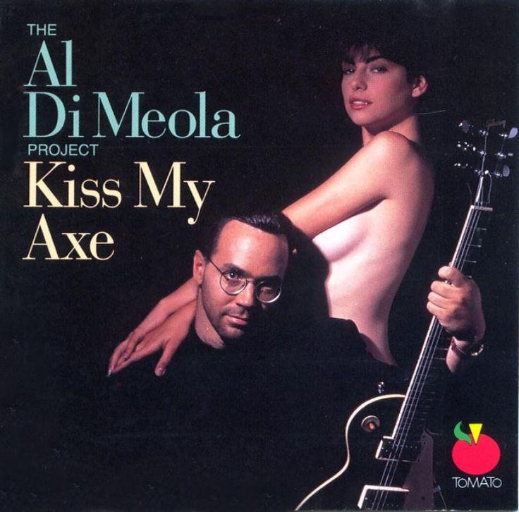 Al Di Meola – Kiss My Axe