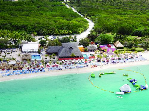 Cozumel Mr. Sanchos Beach All Inclusive Day Pass