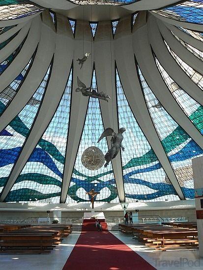 Catedral Metropolitana de Brasília | Oscar Niemeyer