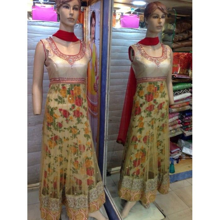 Ready To Wear - Designer Salwar - 28