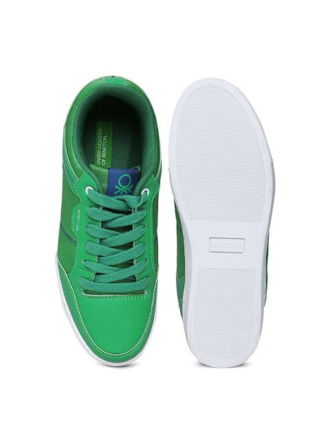 NimbleBuy: United Colors Of benetton casual Shoes(BEST BUY)