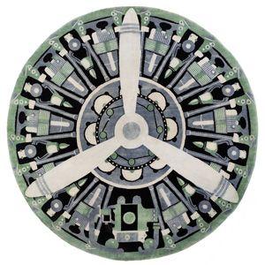 Rotor - Odoardo Fioravanti e Paolo Giacomazzi - Nodus Rug