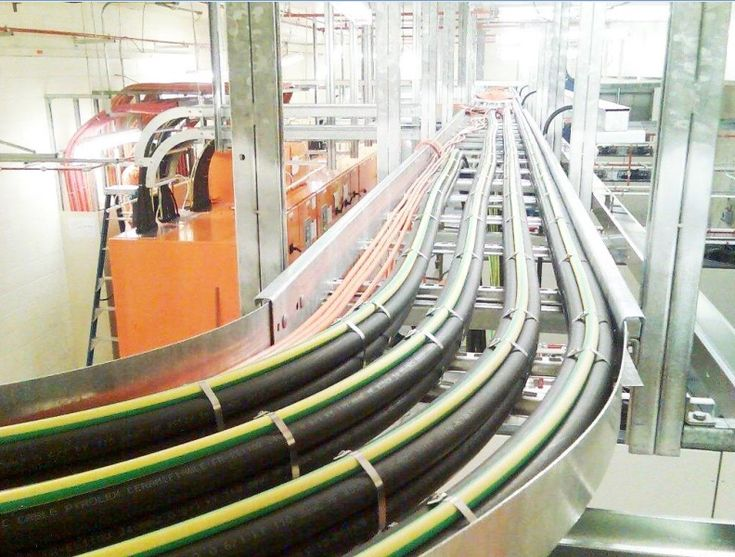Cable Trays Glossary Cable Trays Cable Tray Electrical Installation