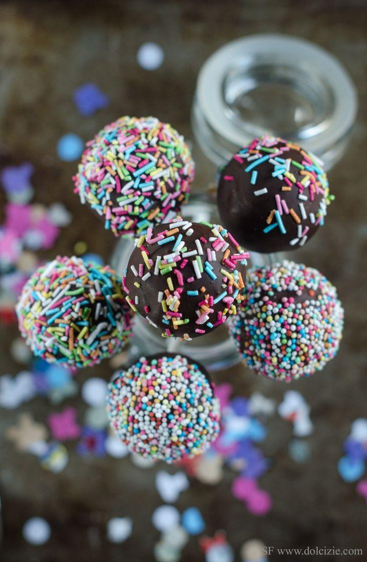 Cake Pops del riciclo
