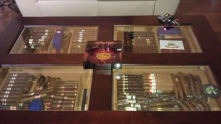 coffee table humidor | cigar humidors | pinterest