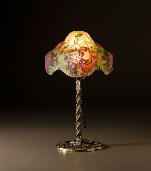 78 Best Pairpoint Puffy Lamps Images On Pinterest