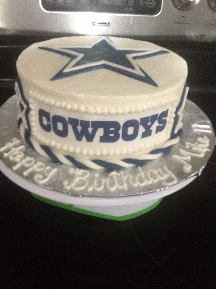 25  best ideas about dallas cowboys cake on pinterest