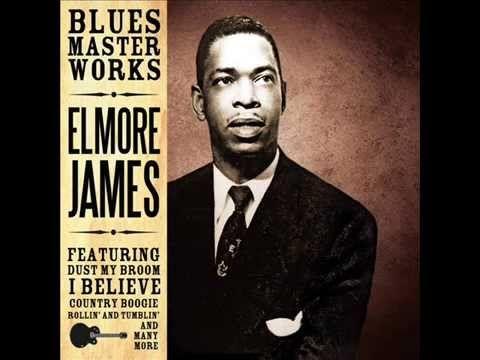 "Elmore James - 40 Exciting Legendary Blues Tracks: Tribute To Elmore James, ""King of Slide Guitar"" - YouTube"