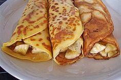 Pfannkuchen nach WW-Art, ein leckeres Rezept aus der Kategorie Süßspeisen. Bewertungen: 25. Durchschnitt: Ø 4,1.