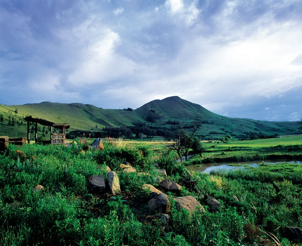 Dullstroom, South Africa... me and my husband love this town