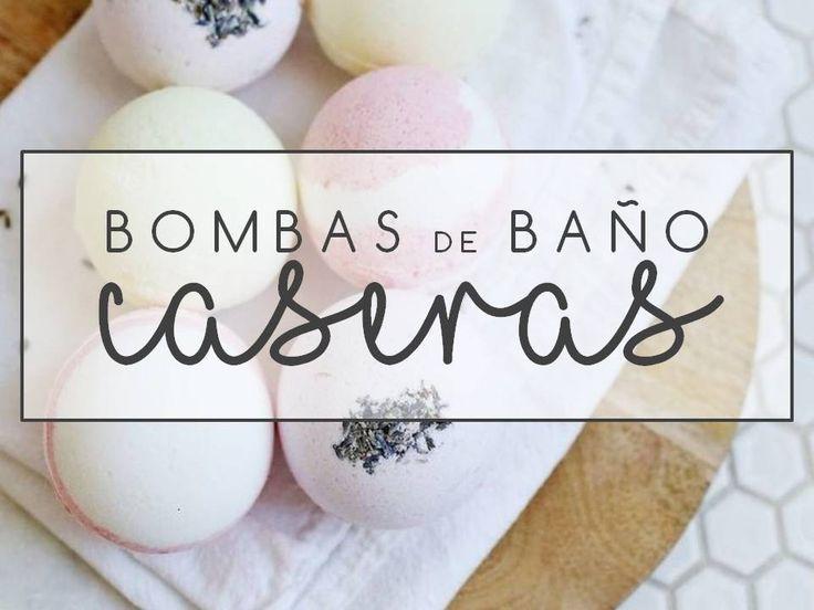 BOMBAS DE BAÑO CASERAS                                                                                                                                                                                 Más