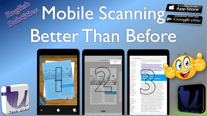 Now there are hundreds of Mobile Scanning Apps Available on Google Play and iTune (Apple Store). Each of the App serves the same purpose – more or less. Choosing the right scanning App for yo…