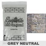 Realistic Brick Compound - Grey / Neutral