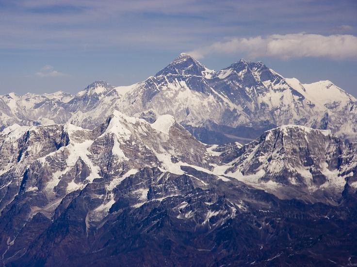 Climb Mount Everest.