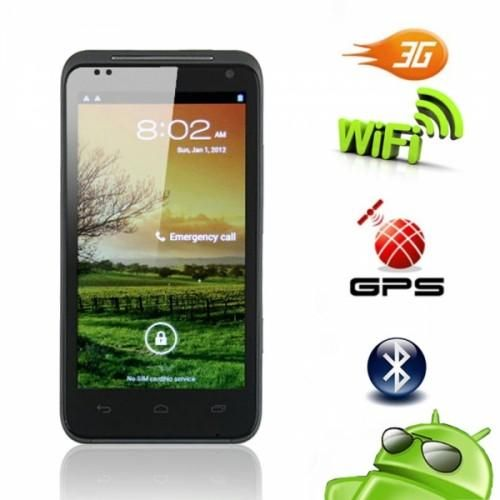 4.3  Black Android Touch Screen