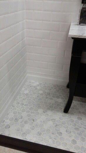 1 Inch Hexagon Floor Tiles Gurus Floor