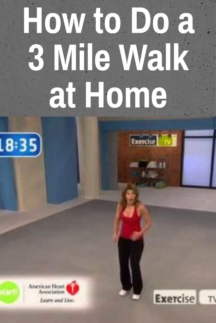 Do you want to start getting fit? Walking is one of the easiest ways to start you on your journey to fitness and health. But sometimes the weather or other circumstances just get in the way of our taking that brisk walk in the sunshine. With Leslie Sansone's Walk at Home instruction, you can get moving in the comfort of your own home. Now let's go for a walk!! https://www.youtube.com/watch?v=DYuw4f1c4xs